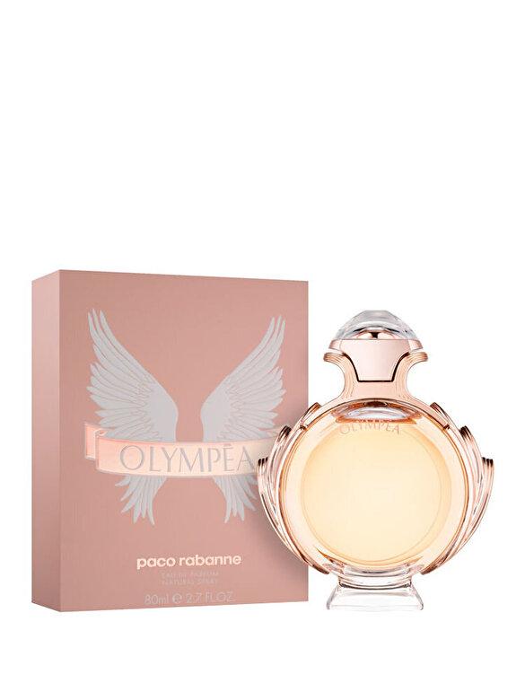 Paco Rabanne - Apa de parfum Paco Rabanne Olympea, 80 ml, Pentru Femei - Incolor