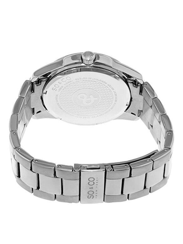 So & Co New York - Ceas So & Co New York Madison 5095.2 - Argintiu