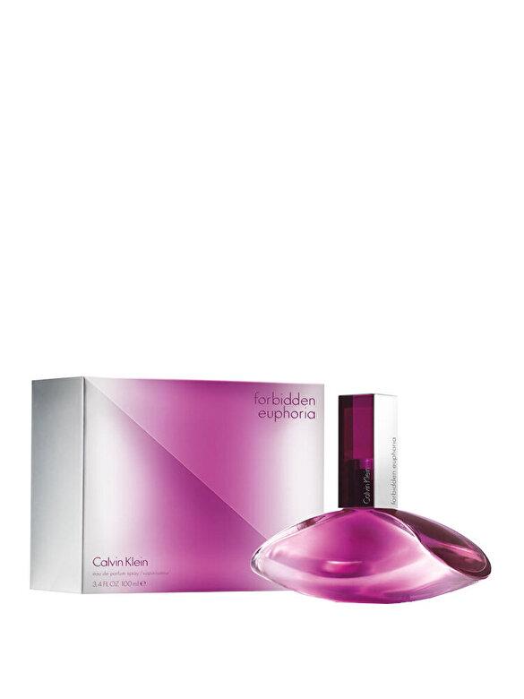 Calvin Klein - Apa de parfum Calvin Klein Forbidden Euphoria, 50 ml, Pentru Femei - Incolor