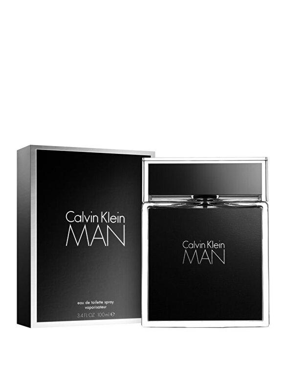 Calvin Klein - Apa de toaleta Calvin Klein Man, 100 ml, Pentru Barbati - Incolor