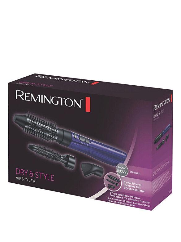Remington - Airstyler Remington AS800, 800 W, cu invelis ceramic - Violet