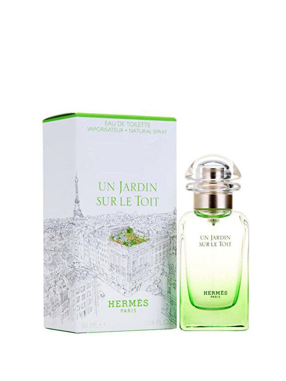 Hermes - Apa de toaleta Un Jardin Sur Le Toit, 50 ml, Pentru Femei - Incolor