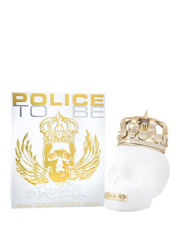 Police - Apa de parfum To be the queen, 125 ml, Pentru Femei - Incolor