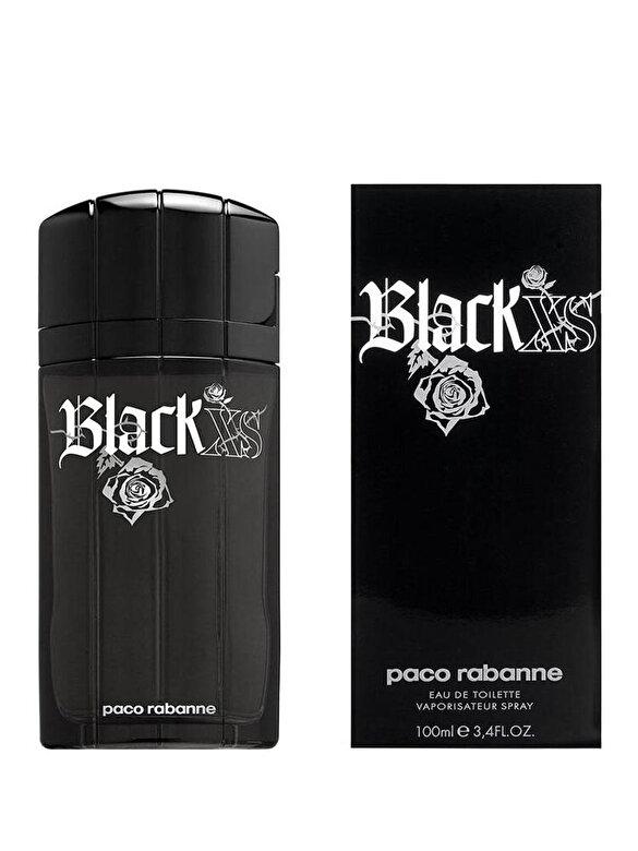 Paco Rabanne - Apa de toaleta Paco Rabanne Black XS, 100 ml, Pentru Barbati - Incolor