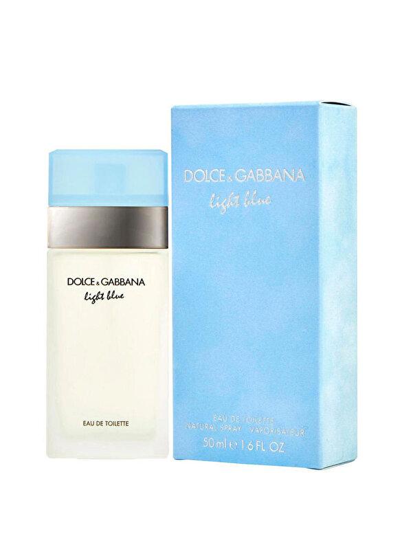 Dolce & Gabbana - Apa de toaleta Dolce & Gabbana Light Blue, 50 ml, Pentru Femei - Incolor