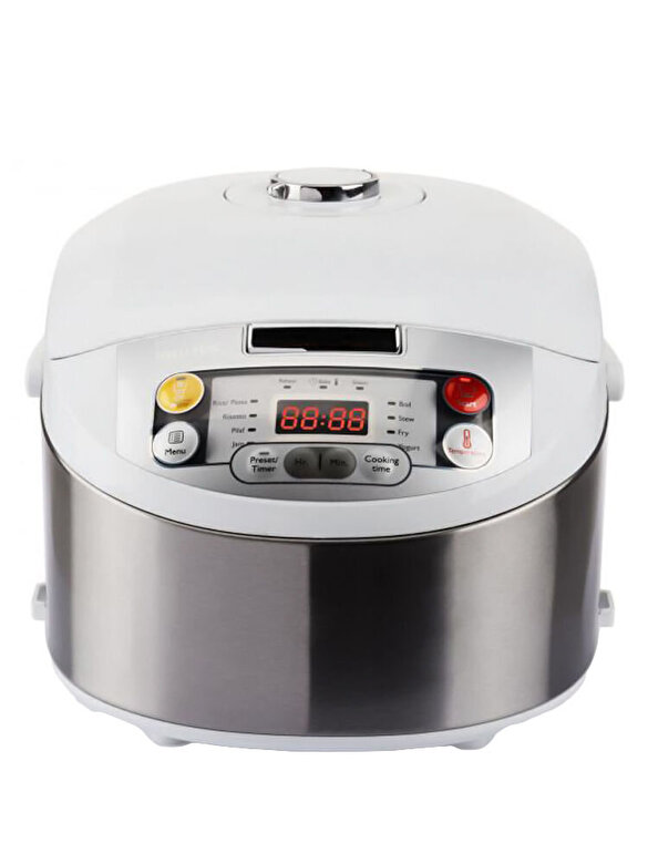 Philips - Multicooker Philips Viva Collection HD3037/70 - Incolor
