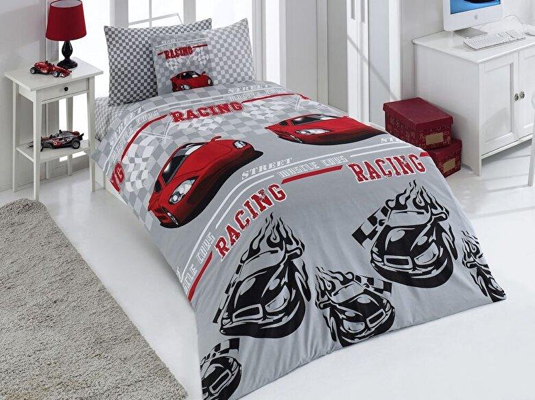 Bahar Class Home Collection - Lenjerie de pat, Bahar Class Home Collection, material: 100%  bumbac - Multicolor
