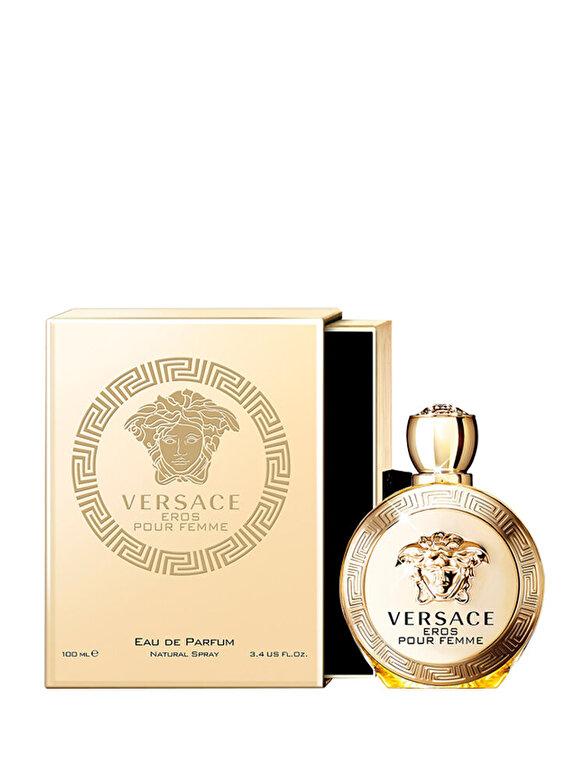 Versace - Apa de parfum Versace Eros pour Femme, 100 ml, Pentru Femei - Incolor