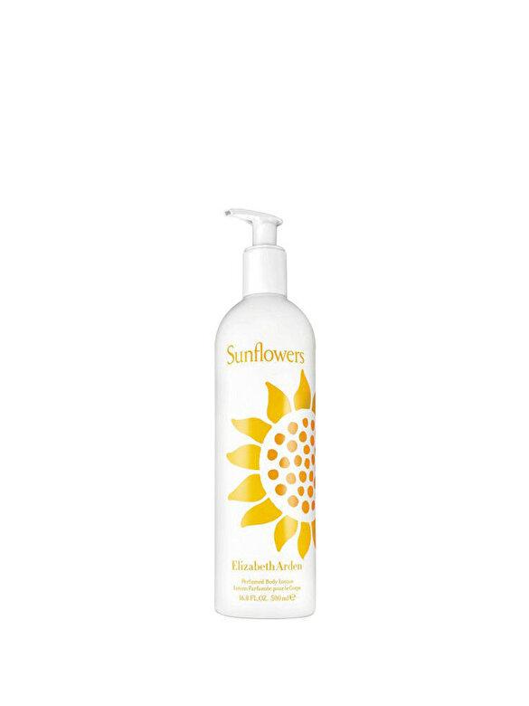 Elizabeth Arden - Lotiune de corp Sunflowers, 500 ml, Pentru Femei - Incolor