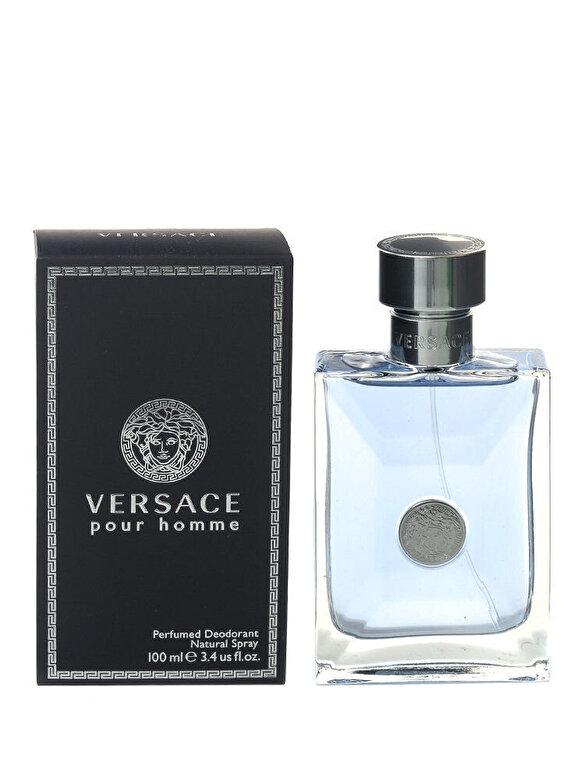 Versace - Deospray Pour Homme, 100 ml, Pentru Barbati - Incolor
