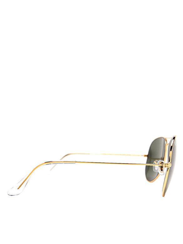 Ray-Ban - Ochelari de soare Ray-Ban Aviator RB3025 001  62 - Auriu