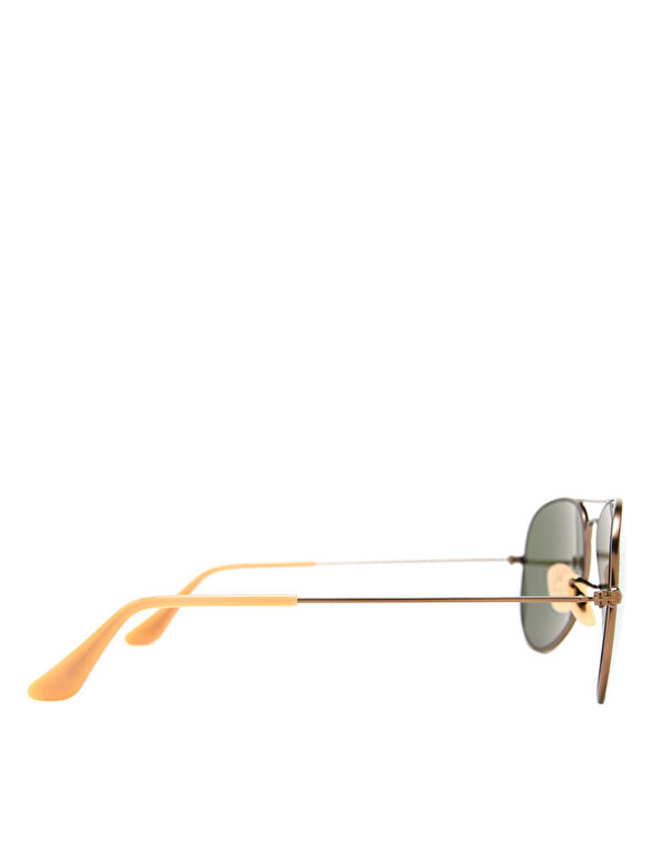 Ray-Ban - Ochelari de soare Ray-Ban Aviator RB3025 167/4K 55 - Bronz