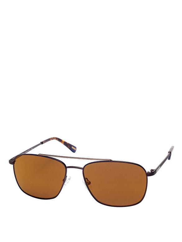 Gant - Ochelari de soare Gant GA7072 50G - Maro