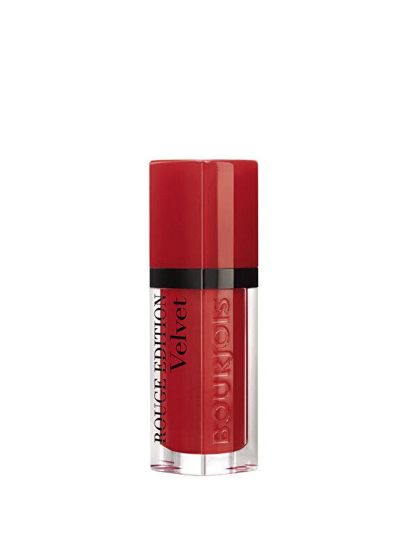 Bourjois - Ruj Bourjois Rouge Edition Velvet, 01 Personne Ne Rouge, 7.7 ml - Incolor