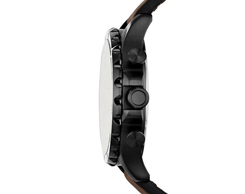 Fossil - Ceas Fossil Nate JR1487 - Maro inchis