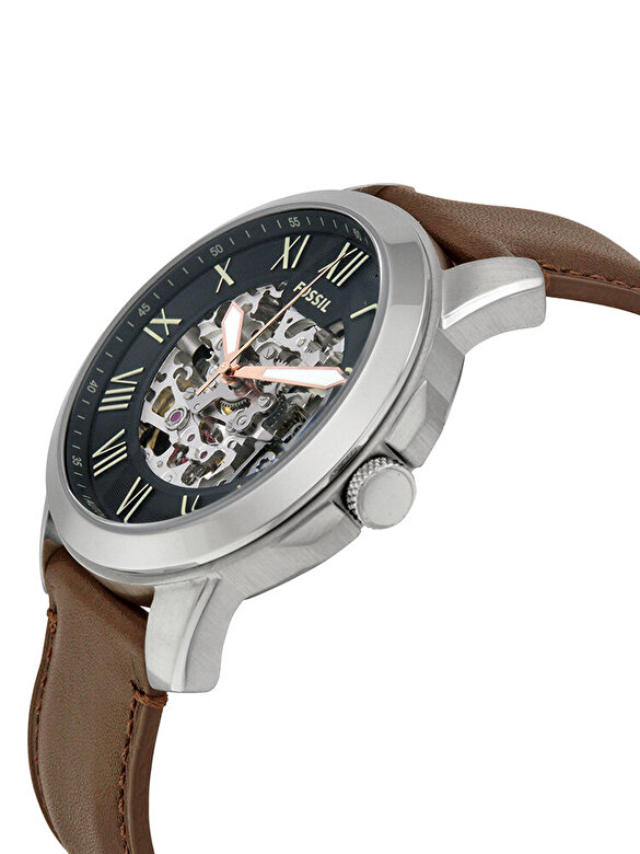 Fossil - Ceas Fossil Grant ME3100 - Maro inchis