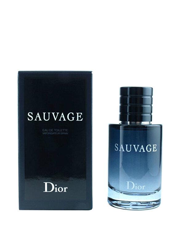 Christian Dior - Apa de toaleta Christian Dior Sauvage (2015), 60 ml, Pentru Barbati - Incolor