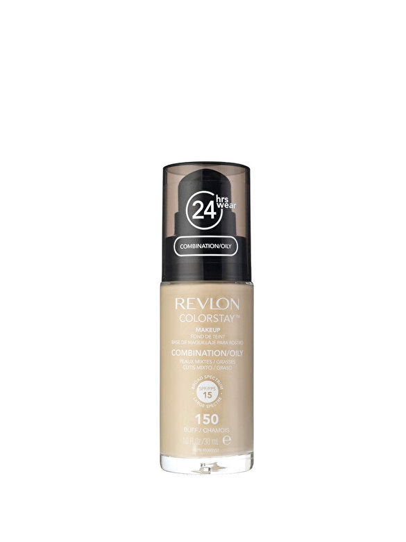Revlon - Fond de ten Colorstay pentru ten mixt-gras, 150 Buff, 30 ml - Incolor