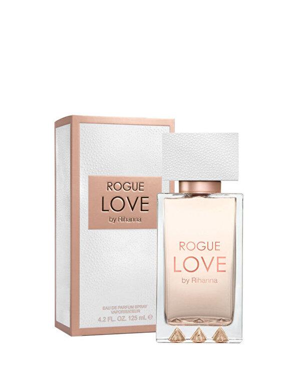 Rihanna - Apa de parfum Rogue love, 125 ml, Pentru Femei - Incolor