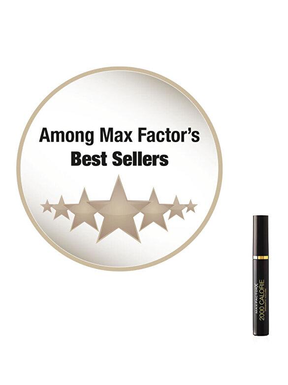 Max Factor - Mascara Max Factor 2000 Calorie Dramatic Volume, Black, 9 ml - Incolor