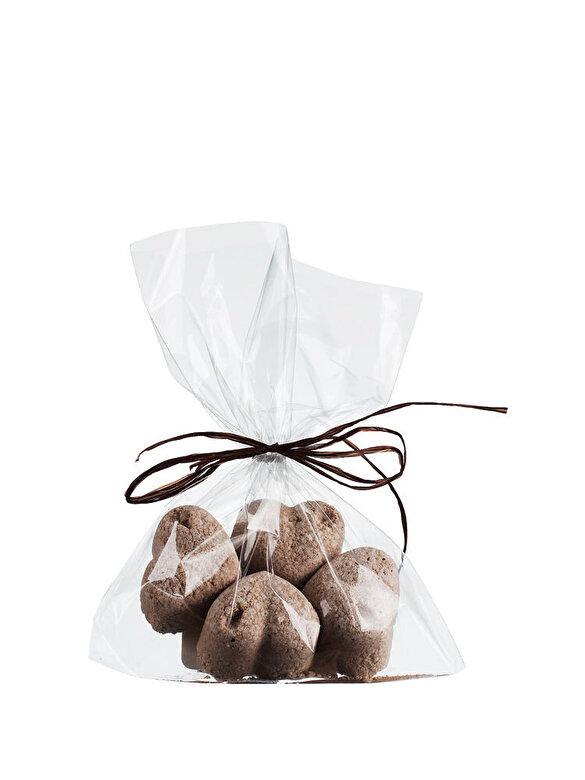 Sabio - Inimioare efervescente - Cacao & Scortioara, 40 g - Incolor