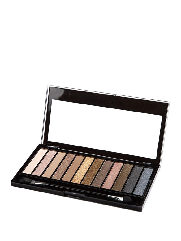 Makeup Revolution London - Paleta farduri de ochi Makeup Revolution Iconic 1 - Incolor