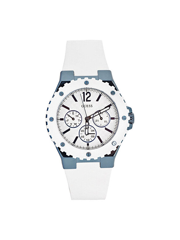 Guess - Ceas Guess Overdrive W0149L6 - Alb
