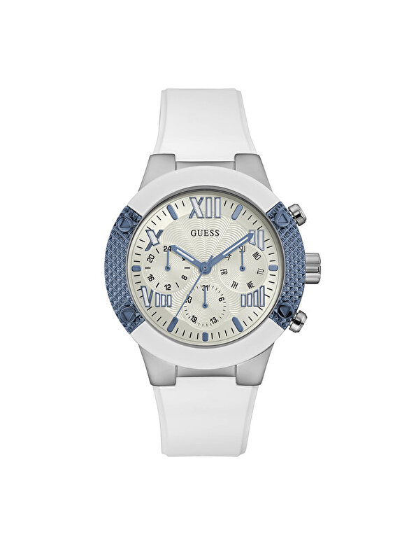 Guess - Ceas Guess Showstopper W0772L3 - Alb