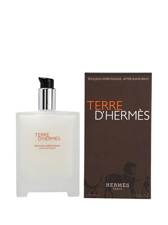 Hermes - After shave balsam Terre D'Hermes, 100 ml, Pentru Barbati - Incolor