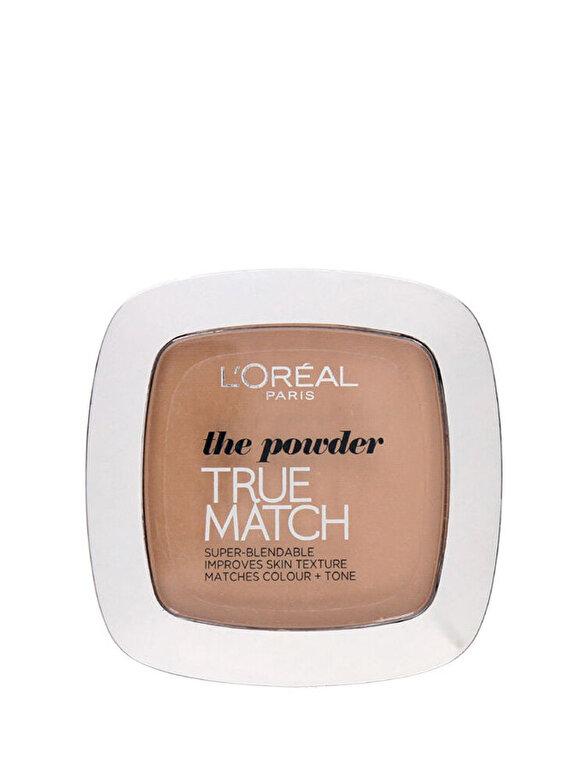 L Oreal Paris - Pudra True Match, Golden Beige, 9 g - Incolor