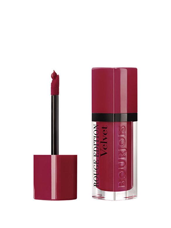 Bourjois - Ruj Bourjois Rouge Edition Velvet, 08 Grand Cru, 7.7 ml - Incolor