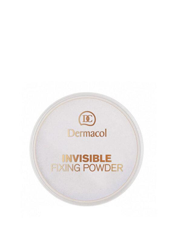 Dermacol - Pudra transparenta pentru fixare, Natural, 135 g - Incolor