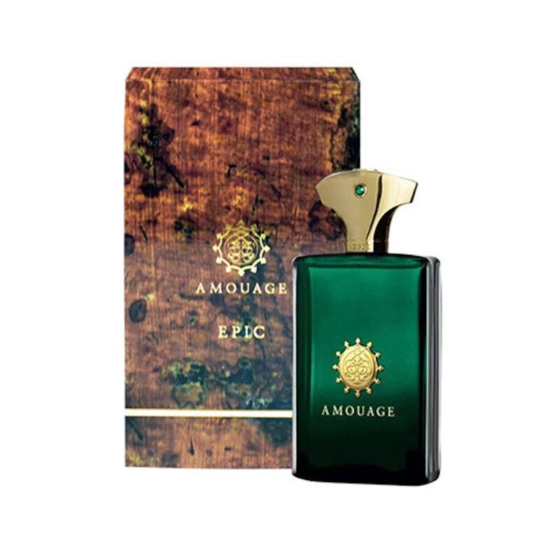 Amouage - Apa de parfum Epic Man, 100 ml, pentru barbati - Incolor