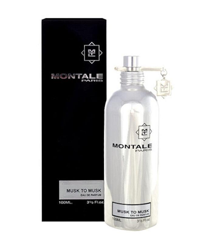 Montale Paris - Apa de parfum Musk to Musk, 100 ml, Unisex - Incolor