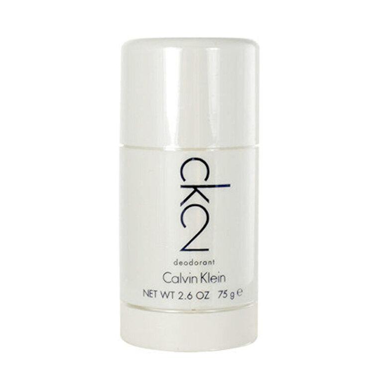 Calvin Klein - Deostick CK2, 75 ml, Pentru Femei - Incolor