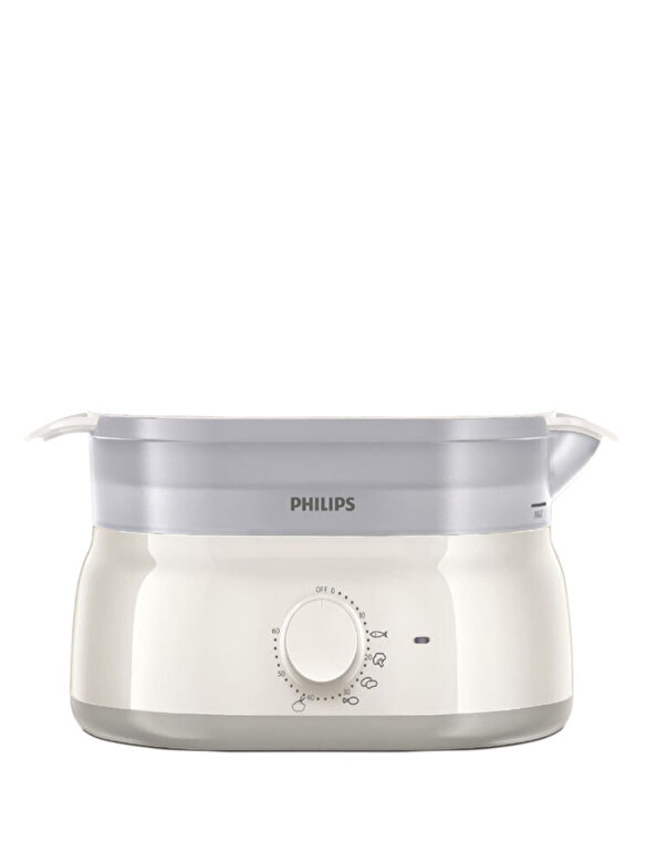 Philips - Aparat de gatit cu abur Philips Daily Collection HD9115/00 - Alb