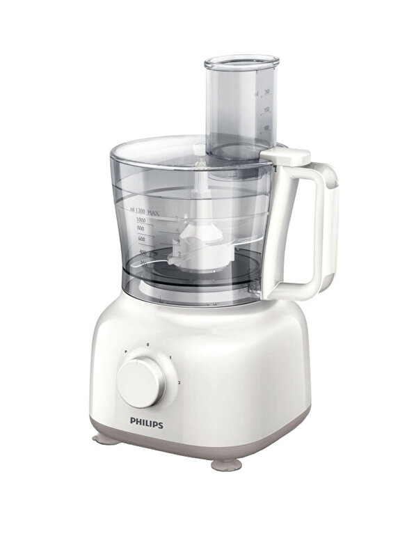 Philips - Robot de bucatarie Philips Daily Collection HR7627/00, 650 W - Incolor