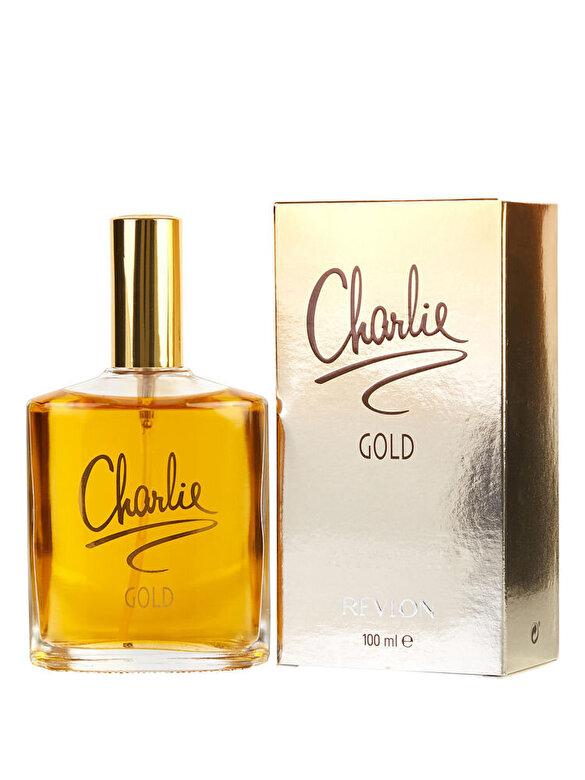 Revlon - Apa de toaleta Charlie Gold, 100 ml, Pentru Femei - Incolor