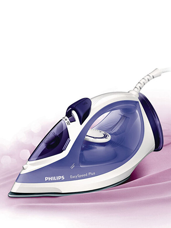 Philips - Fier de calcat Philips EasySpeed GC2048/30, 2300 W - Violet