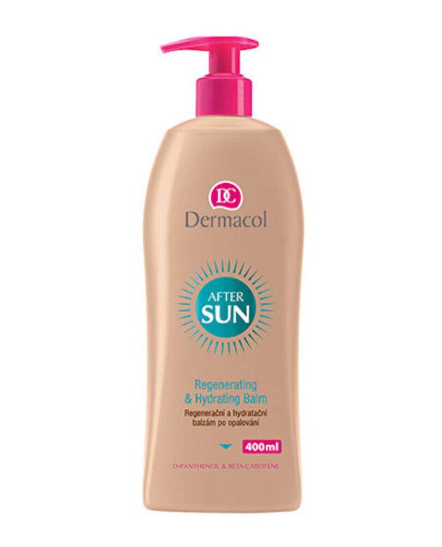 Dermacol - Balsam hidratant si regenerator pentru pielea expusa la soare - Incolor