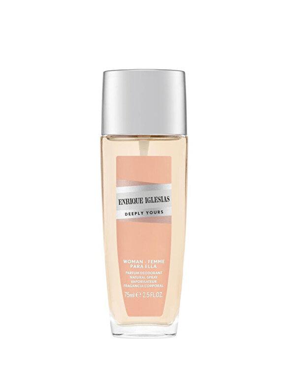 Enrique Iglesias - Deodorant Deeply Yours, 75 ml, Pentru Femei - Incolor