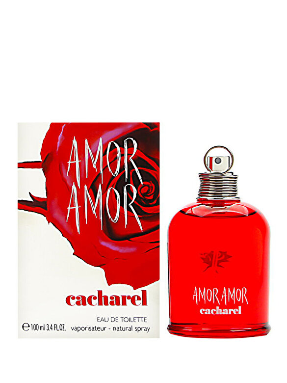 Cacharel - Apa de toaleta Cacharel Amor Amor, 100 ml, Pentru Femei - Incolor
