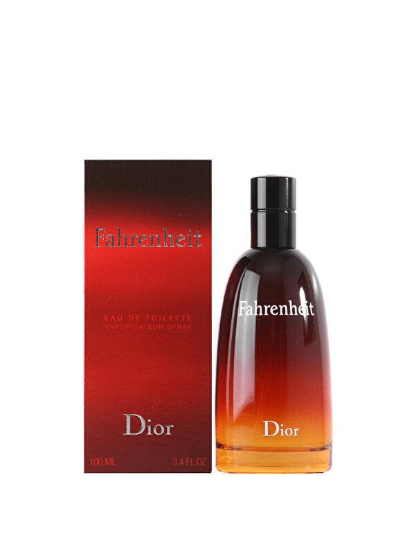 Christian Dior - Apa de toaleta Christian Dior Fahrenheit, 100 ml, Pentru Barbati - Incolor