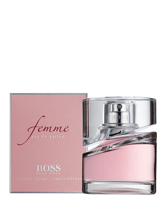 Hugo Boss - Apa de parfum Hugo Boss Femme, 75 ml, Pentru Femei - Incolor