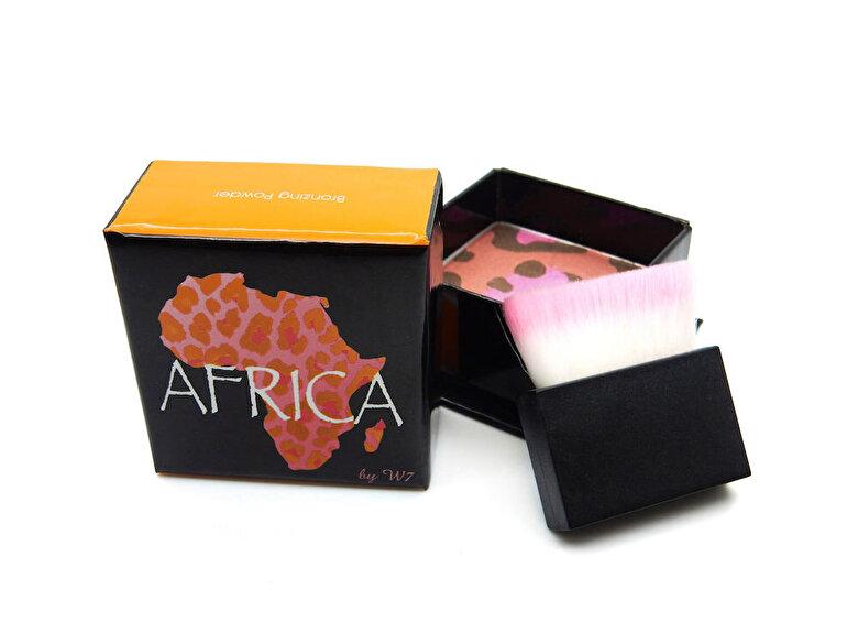 W7 - Pudra bronzanta Africa - Incolor