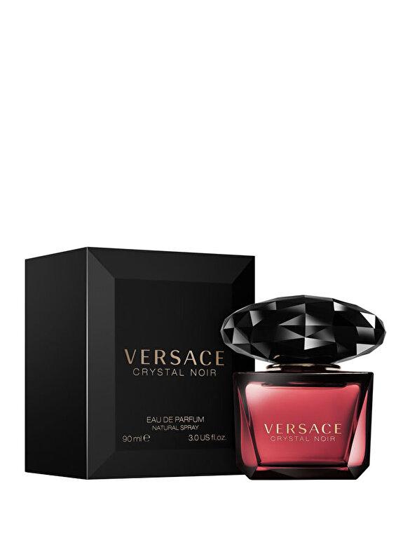 Versace - Apa de parfum Versace Crystal Noir, 90 ml, Pentru Femei - Incolor