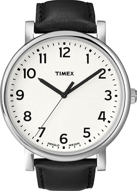 Timex - Ceas Timex T2N338 - Gri petrol