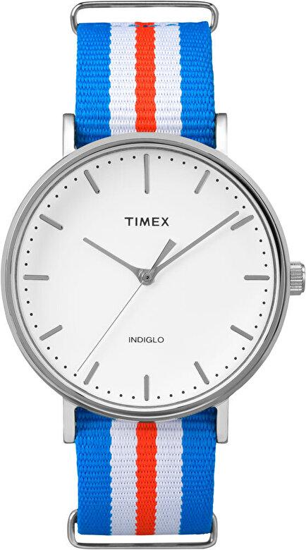 Timex - Ceas Timex TW2P91100 - Albastru deschis