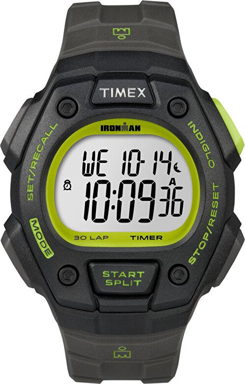 Timex - Ceas Timex T5K824 - Gri petrol
