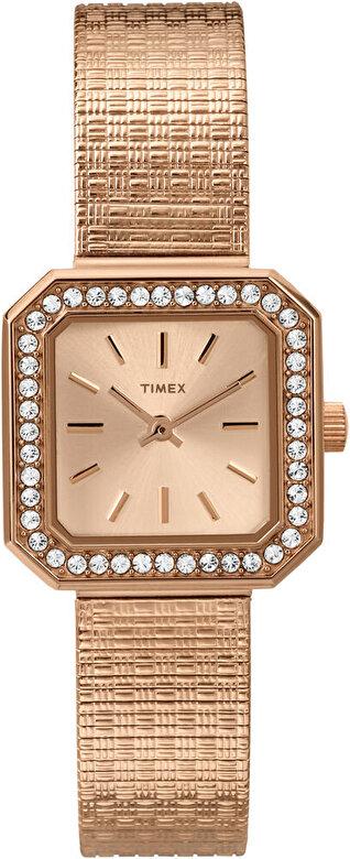 Timex - Ceas Timex T2P551 - Auriu Rose